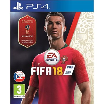 ELECTRONIC ARTS FIFA 18 - PS4 (1034473)