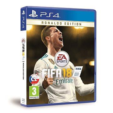FIFA 18 Ronaldo Edition - PS4 (1061383) + ZDARMA Figurka - dárek k předobjednávce - Cristiano Ronaldo