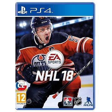 NHL 18 - PS4 + ZDARMA Herní doplněk Předobjednávkový bonus: 5 zlatých Plus balíčků