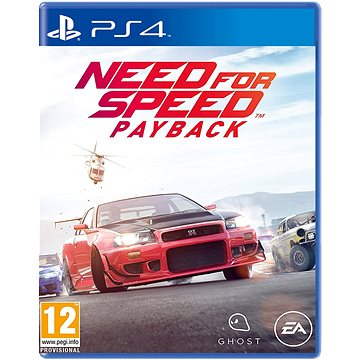 Need for Speed Payback - PS4 (1050533) + ZDARMA Dárek Originální steelbook Need For Speed Payback - k předobjednávkám Herní doplněk Předobjednávkový bonus: DLC Beauty pack (platinový balíček aut, exkluzivní kouř od pneumatik, podsv