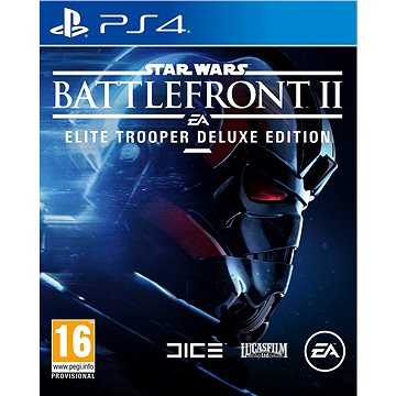 Star Wars Battlefront II: Elite Trooper Deluxe Edition - PS4 (1050533)
