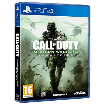 Call of Duty: Modern Warfare Remaster - PS4 (88074EN)