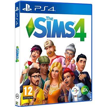 The Sims 4 - PS4 (1051232) + ZDARMA Herní doplněk Předobjednávkový bonus: kolekce The Sims 4 Perfektní patio (Výřivky, módní volby, bonusové dekorace)