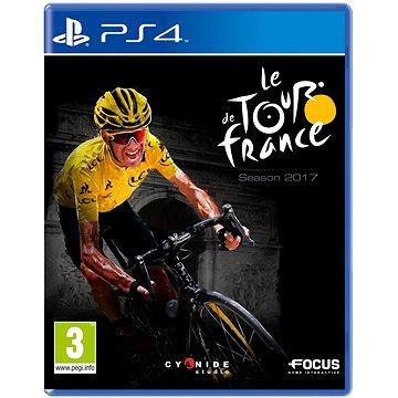 Tour de France 2017 - PS4 (3512899117464)