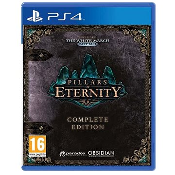 Pillars of Eternity: Complete Edition - PS4 (8023171040301)