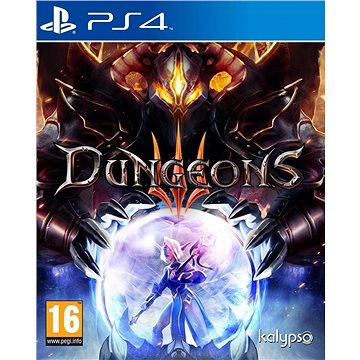 Dungeons 3 Extremely Evil Edition - PS4 (4260089417335)