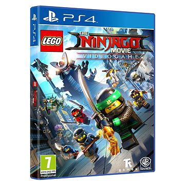 LEGO Ninjago Movie Videogame - PS4 (5051892210577)