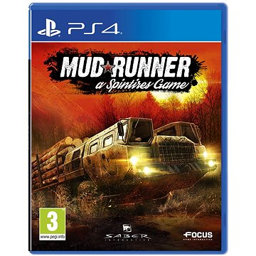 Spintires: MudRunner - PS4 (3512899119345)