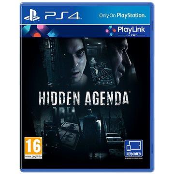 Hidden Agenda - PS4 (PS719934462)