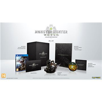 Monster Hunter: World - Collectors Edition - PS4 (5055060948064)