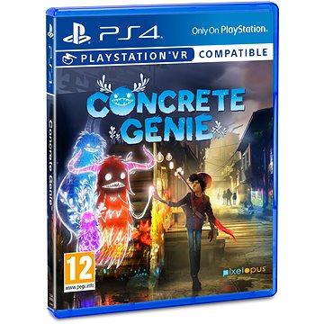 Concrete Genie - PS4 (PS719753810)