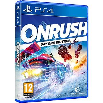Onrush - PS4 (4020628770341)