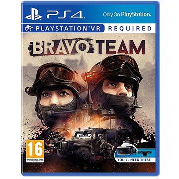 Bravo Team - PS4 VR (PS719955566)