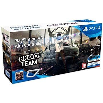 Bravo Team + Aim Controller - PS4 VR (PS719462262)