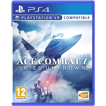 Ace Combat 7: Skies Unknown - PS4 (3391891993104)