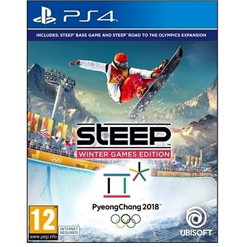 Steep Winter Games Edition - PS4 (3307216038764)