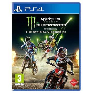 Monster Energy Supercross - PS4 (8059617106706)