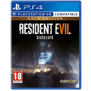 Resident Evil 7: Biohazard Gold Edition - PS4 (5055060945575)