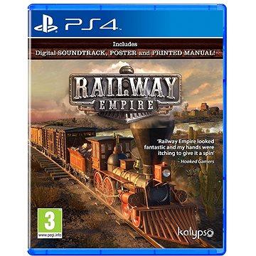 Railway Empire - PS4 (4260458360583)