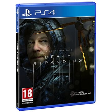 Death Stranding - PS4 (PS719951506)