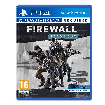Firewall Zero Hour - PS4 VR (PS719389279)