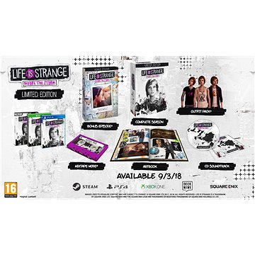 Life is Strange Before the Storm - Limited edition - PS4 (5021290079465)
