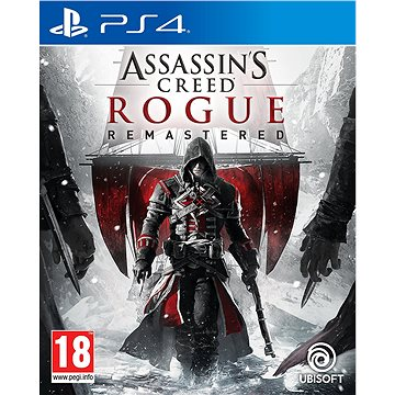 Assassins Creed: Rogue Remastered - PS4 (3307216044536)