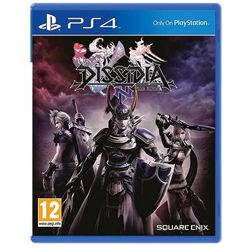 Dissidia Final Fantasy NT - PS4 (5021290078987)