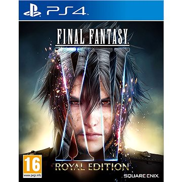 Final Fantasy XV: Royal Edition - PS4 (5021290080560)