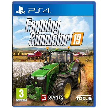 Farming Simulator 19 - PS4 (3512899120204)