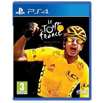 Tour de France 2018 - PS4 (3512899119888)