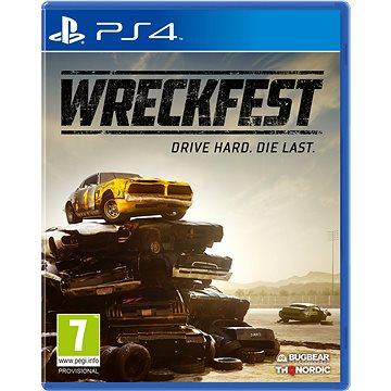 Wreckfest - PS4 (9120080072818)