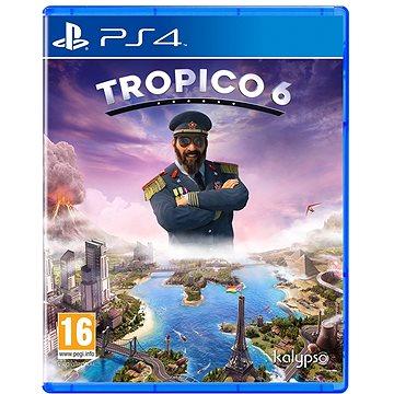 Tropico 6 - PS4 (4260458361061)