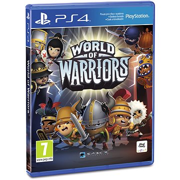 World of Warriors - PS4 (PS719863755)
