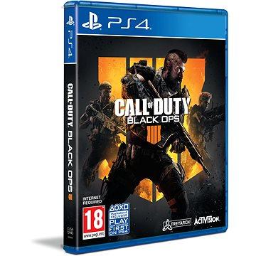 Call of Duty: Black Ops 4 - PS4 (88225EN)