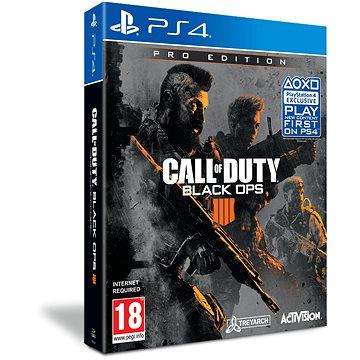 Call of Duty: Black Ops 4 PRO - PS4 (88267EN)