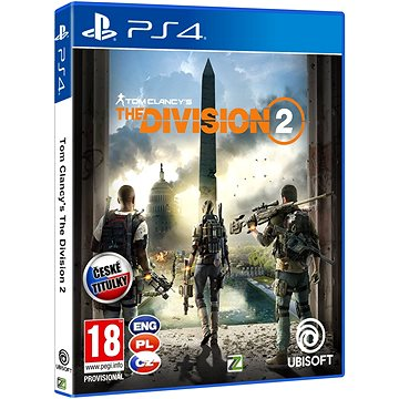 Tom Clancys The Division 2 - PS4 (3307216080480)