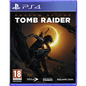 Shadow of the Tomb Raider - PS4 (5021290080980)