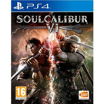 SoulCalibur 6 - PS4 (3391891998840)
