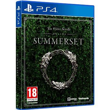 The Elder Scrolls Online: Summerset - PS4 (5055856419785)