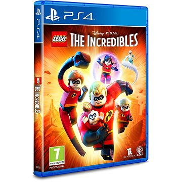 LEGO The Incredibles - PS4 (5051895411247)