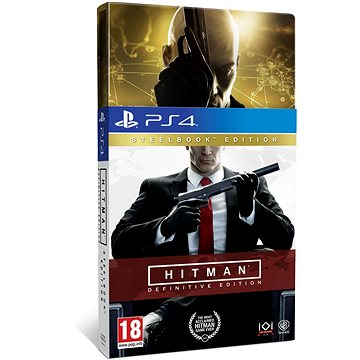 HITMAN: Definitive Steelbook Edition - PS4 (5051892215657)