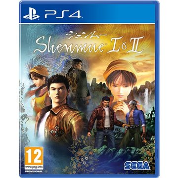 Shenmue 1 + 2 - PS4 (5055277033300)