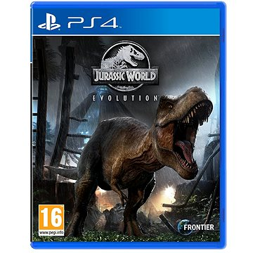 Jurassic World: Evolution - PS4 (5056208801609)