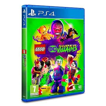 LEGO DC Super Villains - PS4 (5051892216852)