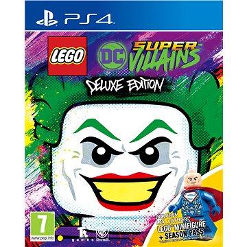 Lego DC Super Villains Deluxe Edition - PS4 (5051892217125)