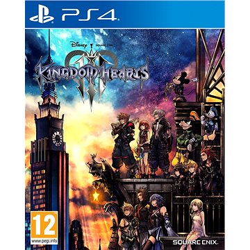 Kingdom Hearts 3 - PS4 (5021290068551)