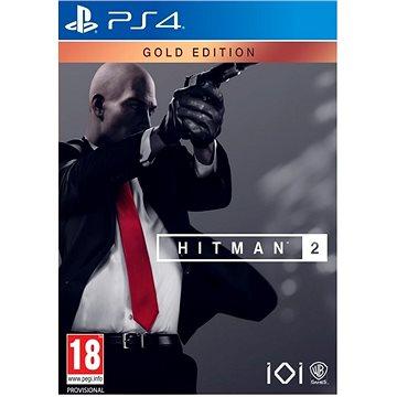 Hitman 2 - GOLD Edition (2018) - PS4 (5051892216524)