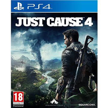 Just Cause 4 - PS4 (5021290082052)