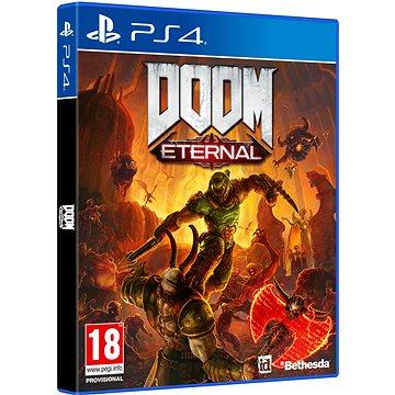 Doom Eternal - PS4 (5055856422761)